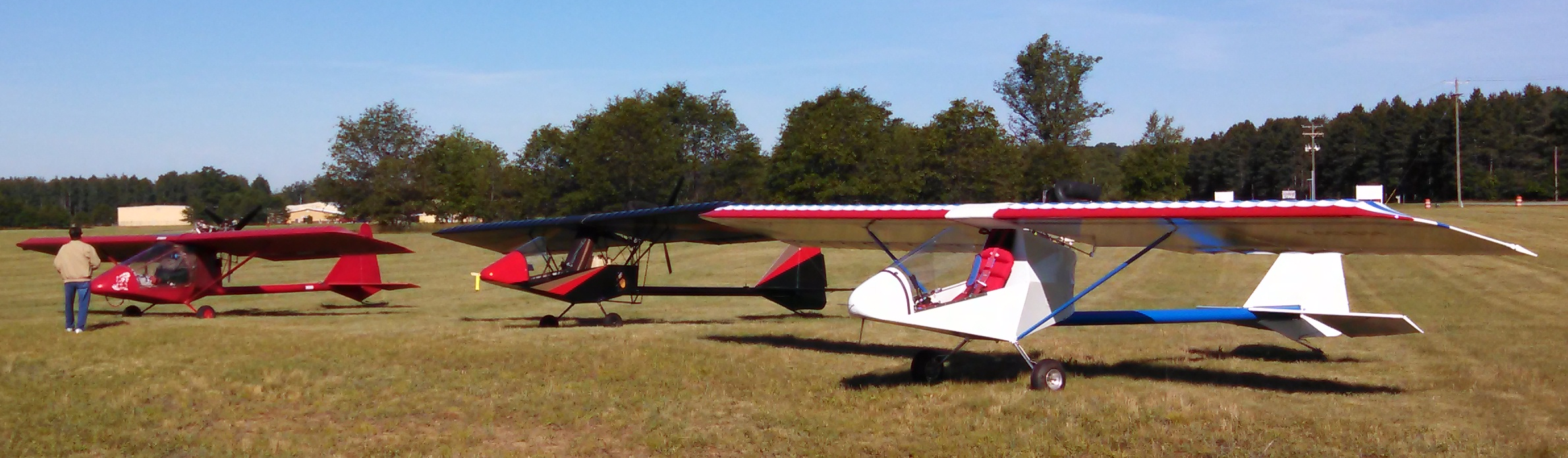 """""""Flying circles around the airport has never been my idea of fun, so when  considering what Ultralight to buy, the performance of the Kolb Firefly  stood out."""